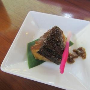 Black Cod with Miso Jalapeno Glaze