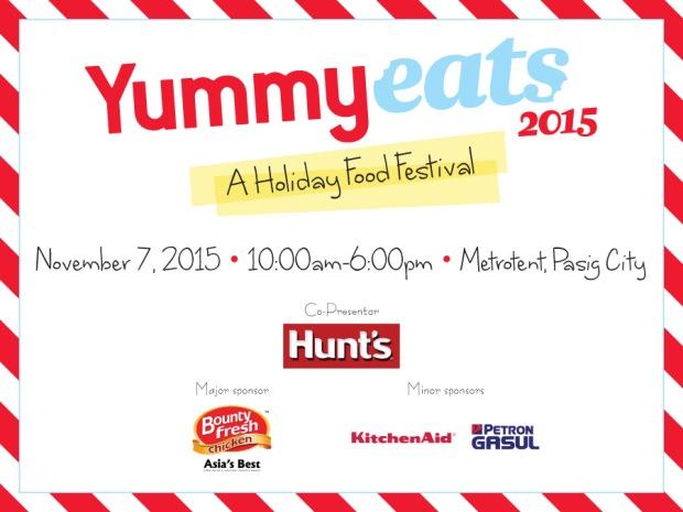Yummy Eats 2015