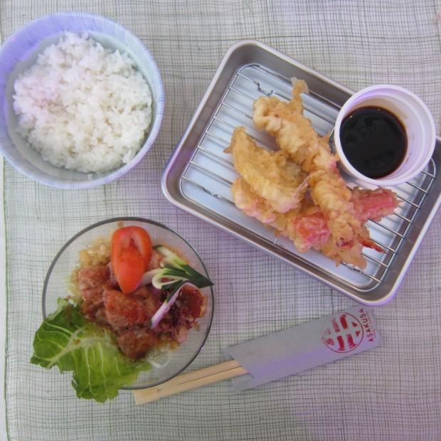 Asakusa: Home of Tempura