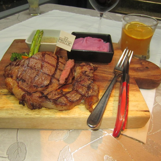 USDA Angus Prime Rib-Eye