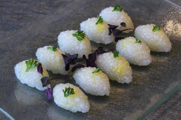 Crystal Custard Dumpling
