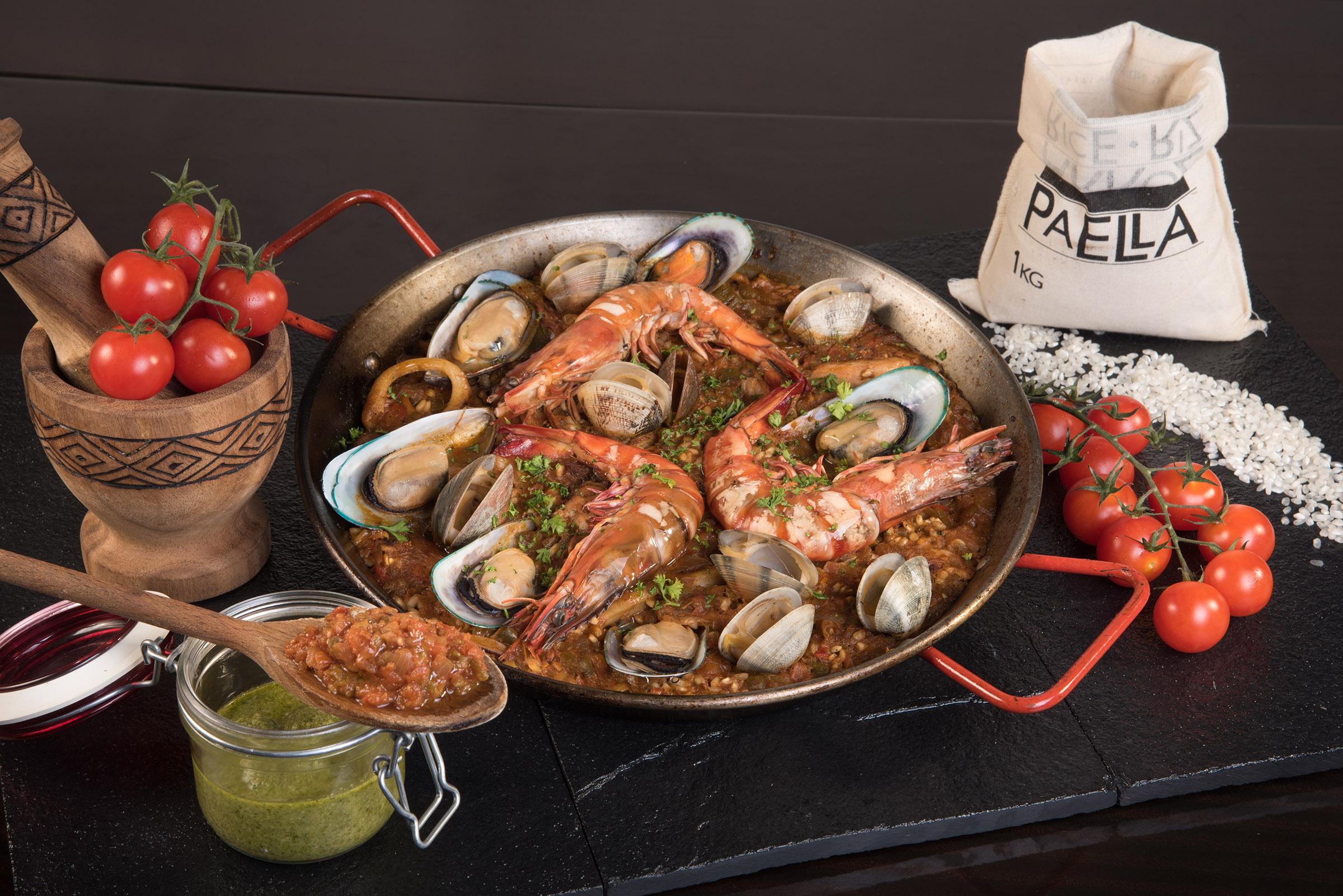 Cucina - Seafood Paella.jpg
