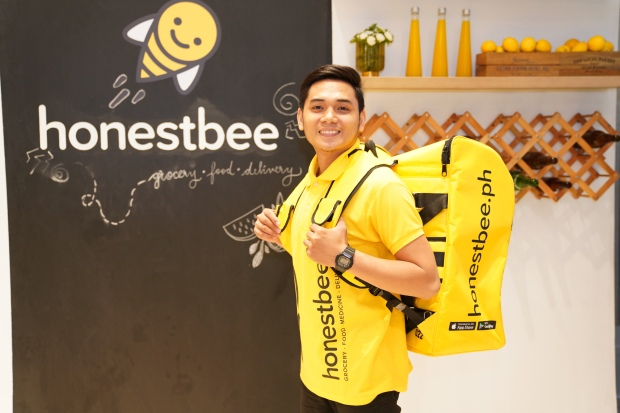 honestbee delivery bee.JPG