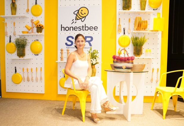 Xandra Rocha expressed how S&R grocery shopping on honestbee brings convenience to fellow busy mommies.JPG