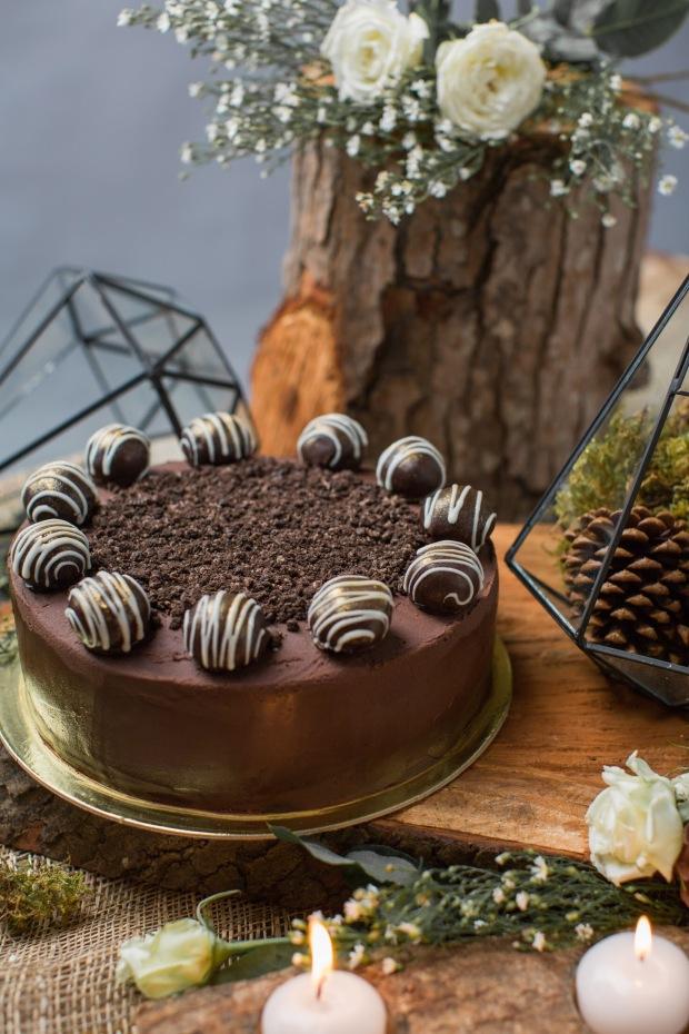 Chocoholic Truffle Cake.JPG