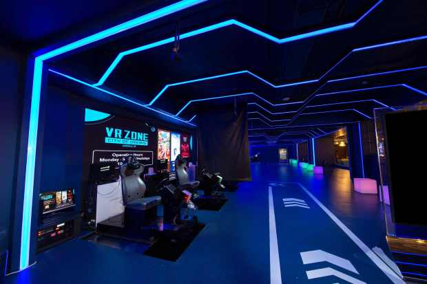 11. The Garage - VR Zone featuring Mario Kart Arcade GP VR.jpg