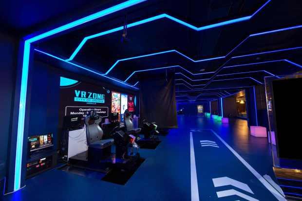 11. The Garage - VR Zone featuring Mario Kart Arcade GP VR.jpg