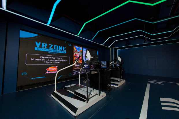 13. The Garage - VR Zone featuring the Ski Rodeo.jpg