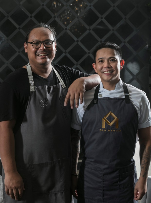 Chef Jordy Navarra of Toyo Eatery and Chef Allan Briones of Old Manila 1.jpg