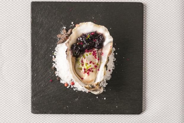 Kinilaw of Oyster by Chef Jordy Navarra 7.jpg