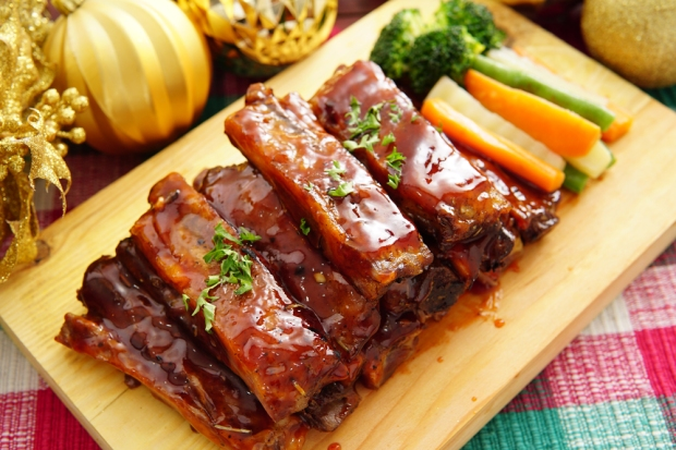 DADS World Buffet - Pork Ribs.jpg