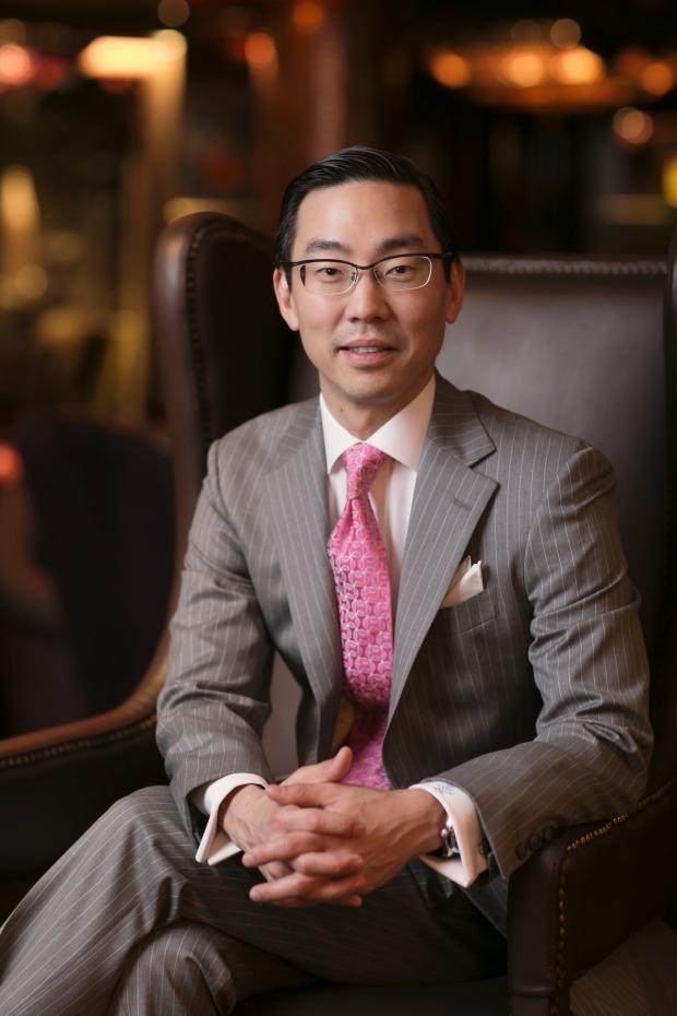 Mark Choon, General Manager of The Peninsula Manila 10.JPG