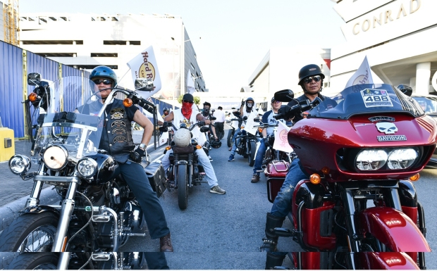 Harley Davidson motorcade.jpg