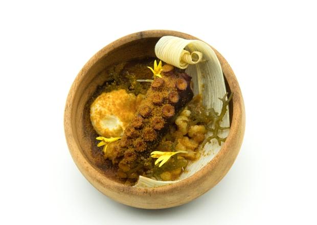 PUGITA, kulma, cauliflower puree, pumpkin bagoong, mais _ Vigan longganisa salsa.jpg
