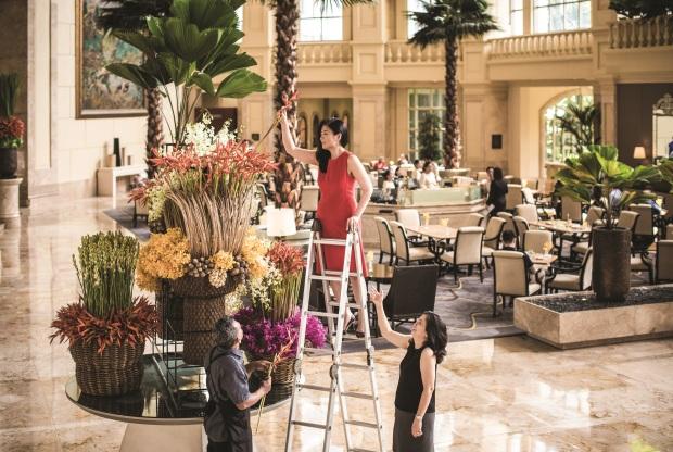 The Peninsula Manila Flowershop.jpg